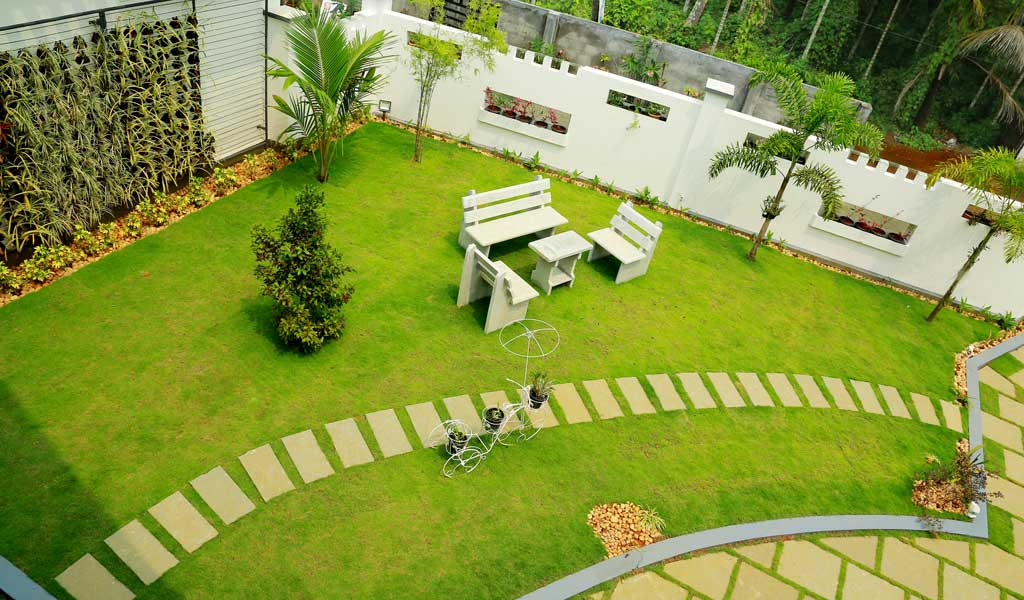 green planet thrissur kerala landscape design
