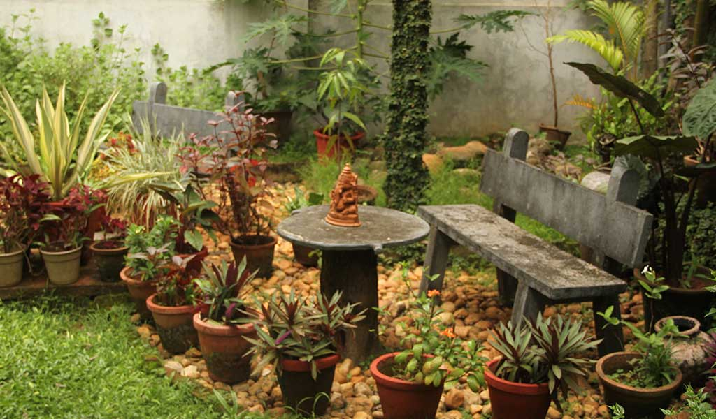 Simple Garden Design Kerala Is Very Easy To Set Up A When You Have