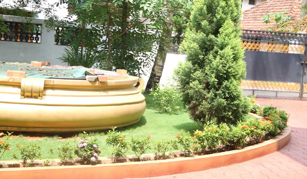 green planet keralalandscape design construction kerala water features lighting kerala - Garden Design Kerala